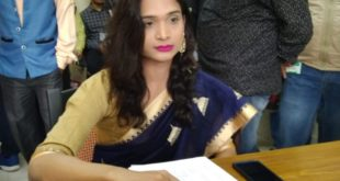 Transgender taken as Judge in Lok Adalat in Nadia